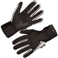 Biciklističke rukavice ENDURA Deluge II, vel.S, vodootporne, crne