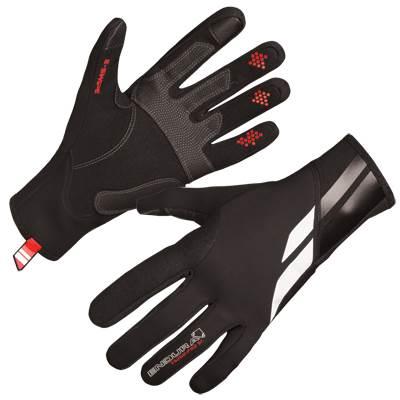 Biciklističke rukavice ENDURA Pro SL, vel.S, vjetronepropusne, crne