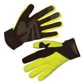 Biciklističke rukavice ENDURA Strike II, vel.M, vodootporne, žute