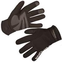 Biciklističke rukavice ENDURA Strike II, vel.S, vodootporne, crne
