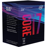 Procesor INTEL Core i7 8700, s. 1151, 3.2GHz, 12MB cache, Hexa Core