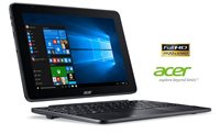 "Tablet računalo ACER One 10 S1003-1368 NT.LECEX.004, dock tipkovnica, 10.1"" IPS touch, QuadCore Atom x5 Z8350, 4GB RAM, 64GB eMMC, WiFi, BT, kamera, Windows 10, srebrni"