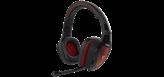 Slušalice GAMDIAS EROS M1, GAMING, USB, crne