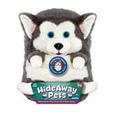 Plišana igračka JAY AT PLAY, HideAway Pets, Čupko Klupko, husky, 60cm