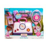 Set za igru JUST PLAY, Doc McStuffins, Doctors Bag Set, Dr. Pliško, torba za liječnicu