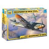 Maketa ZVEZDA, Messerschmitt Bf-109 G-6, 1:48