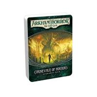 Društvena igra ARKHAM HORROR - Carnevele Of Horrors, living card game, scenario pack