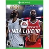 Igra za MICROSOFT Xbox One, NBA LIVE 18 Xbox One