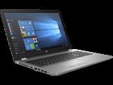 """Prijenosno računalo HP 250 G6 2SX64EA / Pentium N4200, DVDRW, 4GB, SSD 128GB, HD Graphics, 15.6"""" LED HD, HDMI, D-SUB, BT, kamera, USB 3.1, Windows 10, srebrno"""