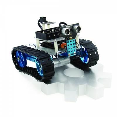 Robot MAKEBLOCK Starter Robot Set, set za početnike, bluetooth, plavi