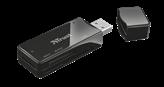 Čitač memorijskih kartica TRUST Nanga, USB