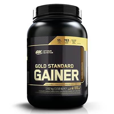 Gainer OPTIMUM NUTRITION Gold Standard 1,6kg, čokolada