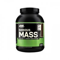 Geiner OPTIMUM NUTRITION Serious mass, vanilija 2,73kg