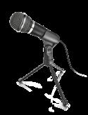 Mikrofon TRUST Strazz All-round, stolni, crni