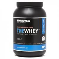 Protein MYPROTEIN TheWhey 0,9kg, Strawberry Milkshake