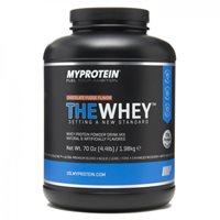 Protein MYPROTEIN TheWhey 1,8kg, Strawberry Milkshake