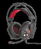Slušalice TRUST GXT 353 Verus Bass Vibration, Gaming, crne