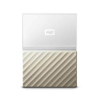 "Tvrdi disk vanjski 1000.0 GB WESTERN DIGITAL My Passport UltraWDBTLG0010BGD, USB 3.0, 5400 okr/min 2.5"", zlatni"