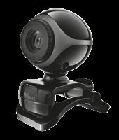 Web kamera TRUST Exis, crna