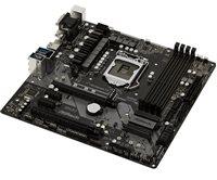 Matična ploča ASROCK Z370M pro4, Intel Z370, DDR4, zvuk, G-LAN, SATA3, M.2, PCI-E 3.0, USB 3.1, D-SUB, DVI, HDMI, mATX, s. 1151