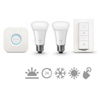 Philips HUE starter kit 2, E27, switch, bijela