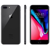 "Smartphone APPLE iPhone 8 Plus, 5.5"", 256GB, sivi"