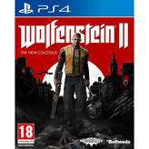 Igra za SONY Playstation 4, Wolfenstein 2 The New Colossus PS4
