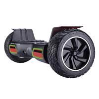 Hoverboard XPLORER Hummer V2 black 8,5˝    -    PREDNARUČI
