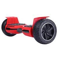 Hoverboard XPLORER Hummer V2 red 8,5˝    -    PREDNARUČI