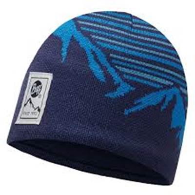 Kapa BUFF Knitted&Polar Laki Blue