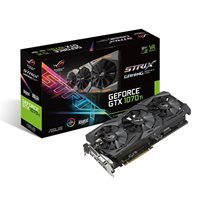 Grafička kartica PCI-E ASUS GeForce GTX 1070Ti, 8GB, DDR5, DVI, HDMI, DP