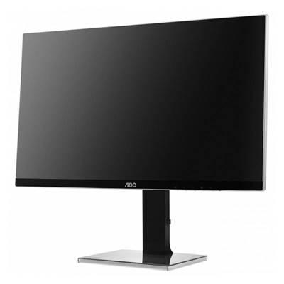 "Monitor 27"" LED AOC U2777PQU, 4ms, 350cd/m2, 1000:1, D-SUB, HDMI, DVI, DP, USB, crni"