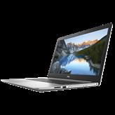 "Prijenosno računalo DELL Inspiron 5770 / Core i3 6006U, DVDRW, 8GB, 1000GB, HD Graphics, 17.3"" LED FHD, LAN, kamera, BT, HDMI, USB 3.0, Linux, srebrno"