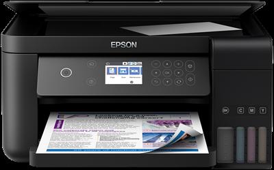 Multifunkcijski uređaj EPSON ITS L6160, print/scan, Eco Tank, 4800 dpi, USB, LAN, WiFi