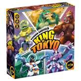 Društvena igra KING OF TOKYO 2nd edition