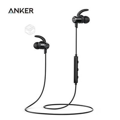 Slušalice ANKER SoundBuds Slim, Bluetooth, IPX4, crne