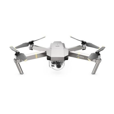 Dron DJI Mavic Pro Platinum, 4K UHD kamera, 3D gimbal, upravljanje daljinskim upravljačem