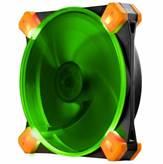 Ventilator ANTEC TrueQuiet UFO, 120mm, zeleni LED, 600 / 1000 ork/min