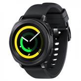 Sportski sat SAMSUNG Gear Sport, HR, 4GB, GPS, crni