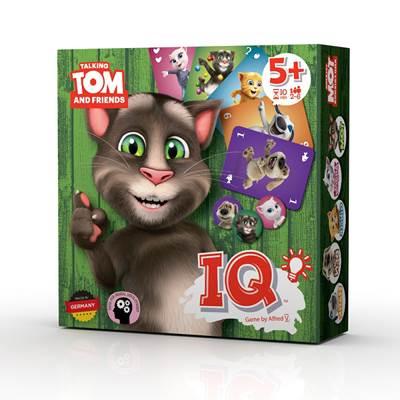 Društvena igra TALKING TOM, Tom i prijatelji IQ