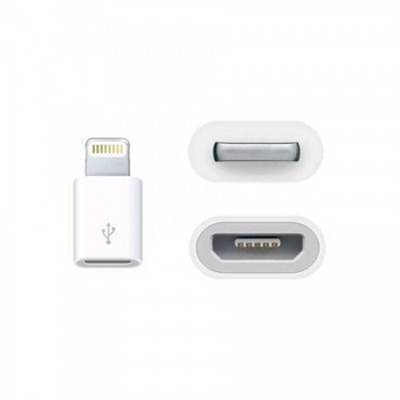 Adapter APPLE Lightning to micro USB, md820zm/a