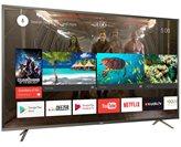 "LED TV 55"" TCL U55P6046, DVB-T2/C/S2, Android TV, Ultra HD (4K), Smart TV, WiFi, A+"