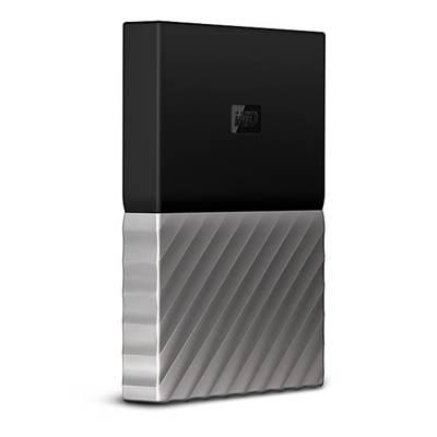 Tvrdi disk vanjski 4000.0 GB WESTERN DIGITAL My Passport Ultra WDBFKT0040BGY-WESN, USB 3.0, sivi