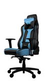 Gaming stolac AROZZI Vernazza, crno-plavi
