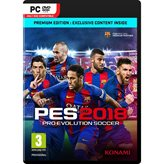 Igra za PC, Pro Evolution Soccer 2018 D1 Edition PC