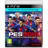 Igra za PlayStation 3, Pro Evolution Soccer 2018 D1 Edition PS3