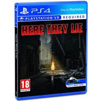 Igra za PlayStation 4, Here They Lie VR PS4