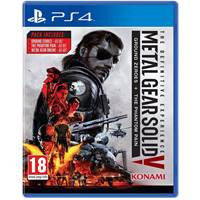 Igra za PlayStation 4, Metal Gear Solid V: Definitive Experience PS4