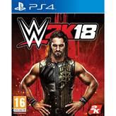 Igra za PlayStation 4, WWE 2K18 PS4