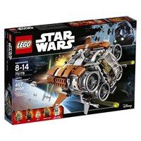 LEGO 75178, Star Wars, Jakku Quadjumper, transporter ssa 4x pogonom sa Jakkua